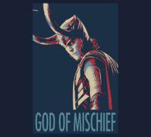 God of Mischief  by legendofcaz612
