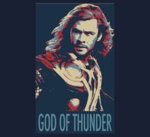 God of Thunder by legendofcaz612