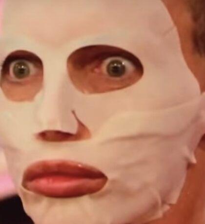 Alyssa Edwards Beauty Mask Sticker