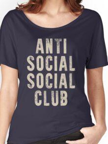 ANTI SOCIAL SOCIAL CLUB II Women's Relaxed Fit T-Shirt
