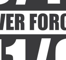 9/11 Never Forget 11/9 Always Regret T-shirt Sticker