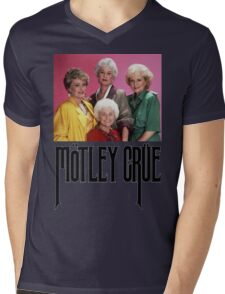 Golden Girls Girls Girls Mens V-Neck T-Shirt