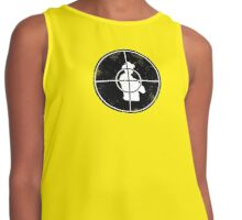 Central Intelligence - Target (Faded as worn in the film) Bob Stone Contrast Tank
