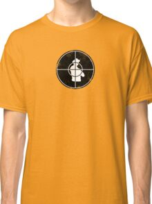 Central Intelligence - Target (Faded as worn in the film) Bob Stone Classic T-Shirt