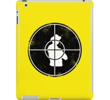 Central Intelligence - Target (Faded as worn in the film) Bob Stone iPad Case/Skin