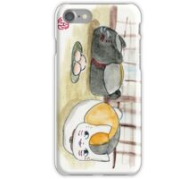 Nyanko-sensei...? iPhone Case/Skin
