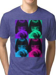Mia II Tri-blend T-Shirt