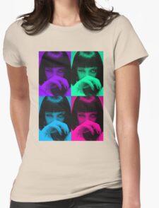 Mia II Womens Fitted T-Shirt
