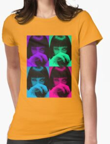 Mia II Womens Fitted T-Shirt