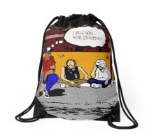 """I Must Win"" Drawstring Bag"
