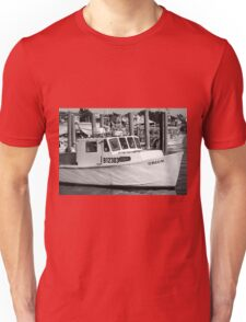 At The Harbor Unisex T-Shirt