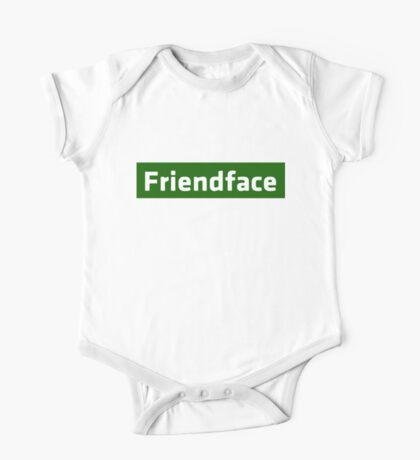 Friendface - The IT Crowd One Piece - Short Sleeve