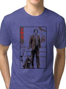 John Wick and his dog Tri-blend T-Shirt