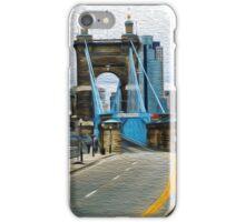 Cincinnati Skyline iPhone Case/Skin
