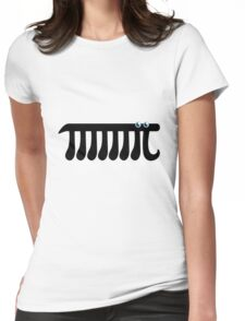 Octopi Womens Fitted T-Shirt