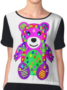 BEAR-LY Chiffon Top