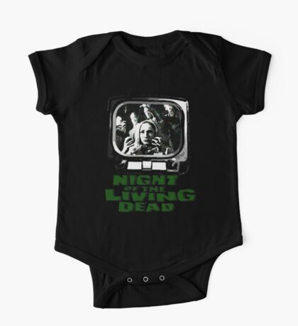 Night of the Living Dead One Piece - Short Sleeve