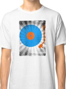 Vinyl Record Pop T-Shirt 2 Classic T-Shirt