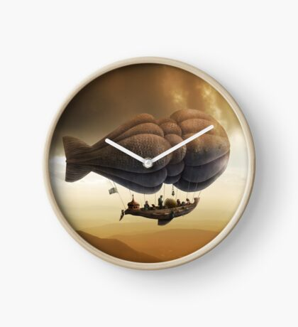 Endless Journey Clock