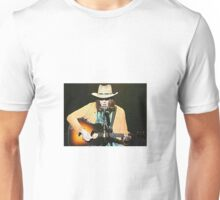 Neil Young Watercolor Art Unisex T-Shirt
