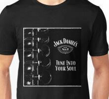 Jack Daniels - Tune Into Your Soul Unisex T-Shirt