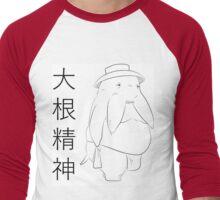 Radish Spirit Men's Baseball ¾ T-Shirt