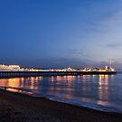 Brighton Pier by Lissywitch