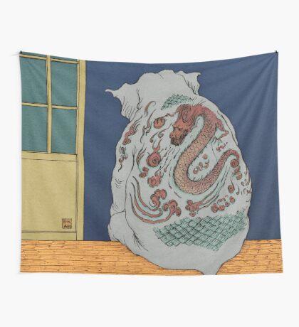 Regret Wall Tapestry