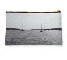 Cotuit Bay View By Jonathan Green Studio Pouch