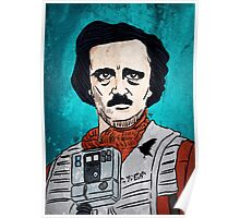 Edgar Allan Poe Dameron Poster
