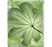 Green Canopy iPad Case/Skin