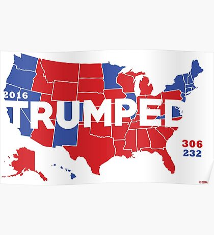 TRUMPED 2016 Poster