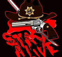 Stay Alive by spikeani