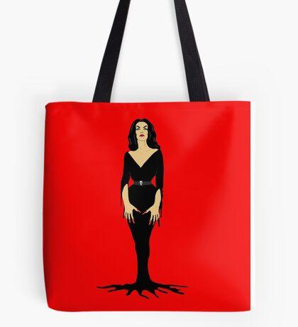 vampira fog Tote Bag