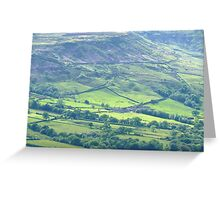 North Yorkshire Moors #2 Greeting Card