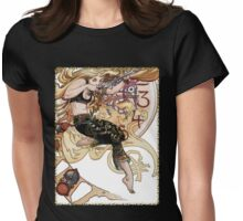 Ascension Art: Cult of Ecstasy Womens Fitted T-Shirt