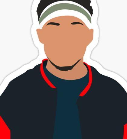 Chance The Rapper Sticker