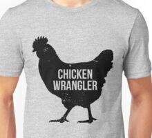 Chicken Wrangler Unisex T-Shirt