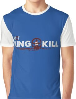 King of the Kill H1Z1 t shirt Graphic T-Shirt