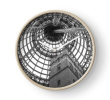 Circular Metal and the Shot Tower - Melbourne Central Clock