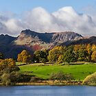 The Langdale Pikes by WillBov