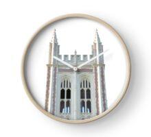 Topeka High School Tower Clock