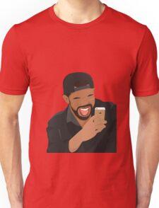 Hotline Drake Unisex T-Shirt