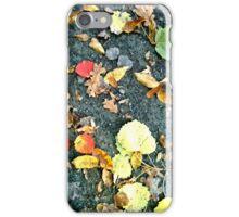 Fallen Leaves iPhone Case/Skin