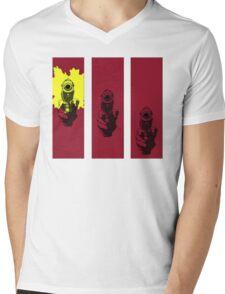 Bebop Mens V-Neck T-Shirt