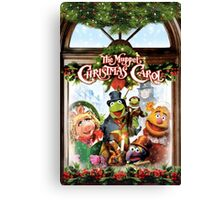 the muppet christmas carol Canvas Print
