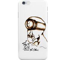 Korlyopi: Wonder Seeker iPhone Case/Skin