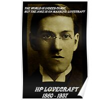 HP LOVECRAFT IN  MEMORY Poster