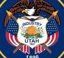 Utah Flag Sticker