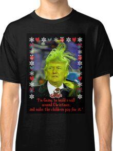 Donald Grinch Trump Classic T-Shirt